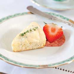 Gluten-Free Lemon-Thyme Scones | Gluten Free | Pinterest