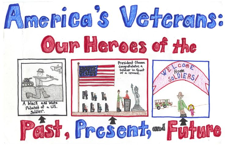 Student Veterans Day Essays