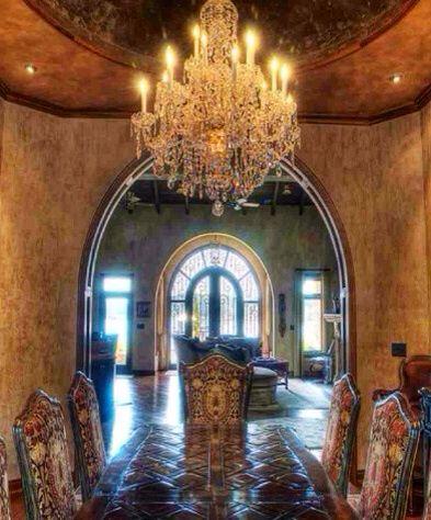 Old World Dining Room Dreaming Big Pinterest