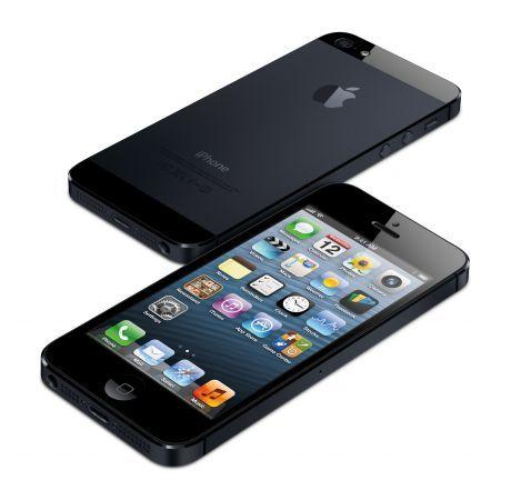 Imágenes del nuevo iPhone 5.