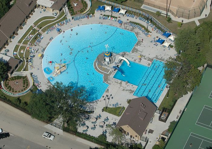 Roosevelt Pool In Glenview Illinois Favorite Places Spaces Pin