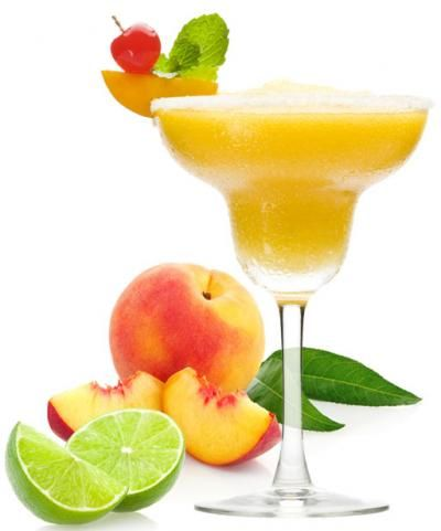 Frozen Ginger-Peach Margarita Recipes — Dishmaps