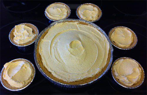 No bake pumpkin cheesecake | Chow Down {Desserts} | Pinterest