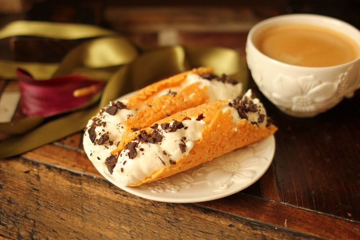 Cannoli: extremely low carb and gluten free!