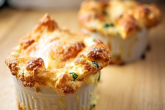Spinach Souffle | Things I want to cook | Pinterest