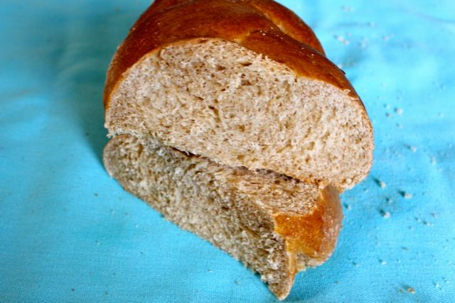 Whole Wheat Challah Bread - What Jew Wanna Eat