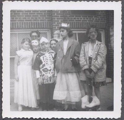 Vintage Trick or Treaters | Vintage Halloween Photos | Pinterest Vintage Trick Or Treaters