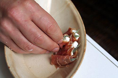 involtini feta amp prosciutto rolls