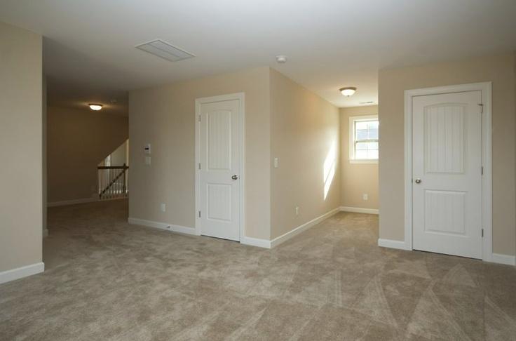 Bonus room above the garage bonus rooms pinterest for Garage with room above