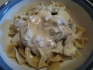 Portobello Mushroom Stroganoff | Recipes to Try | Pinterest