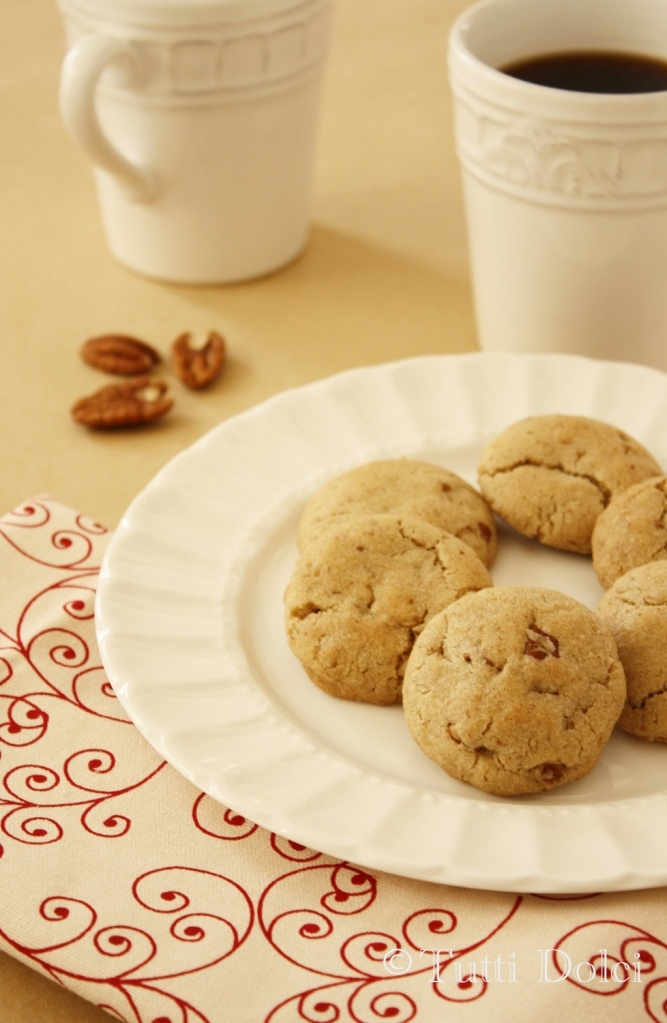 Toasted Oatmeal Pecan Cookies - just made some and they are pretty ...