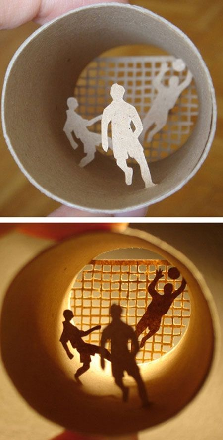 Pin by hoan van on diy kop pinterest for Things to make with toilet paper rolls