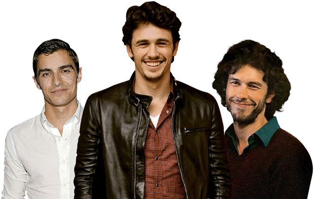 Dave, James, & Tom Franco | IT'S IN THE BLOOD | Pinterest