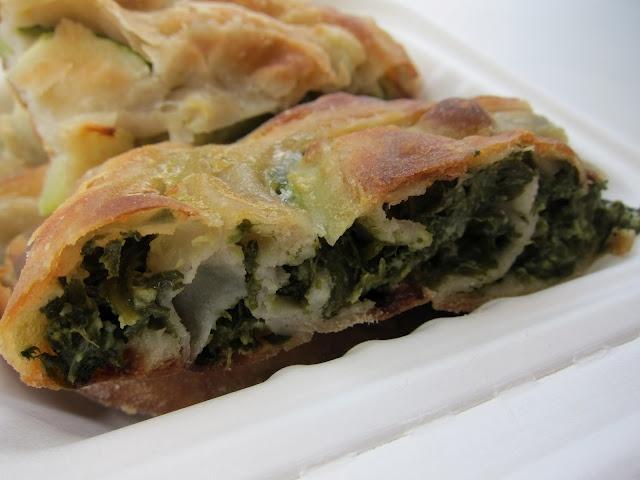 Bosnian Spinach Pita - one of my favorites Bosnian Food Recipes