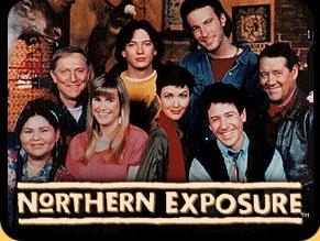 cast of tv show northern exposure