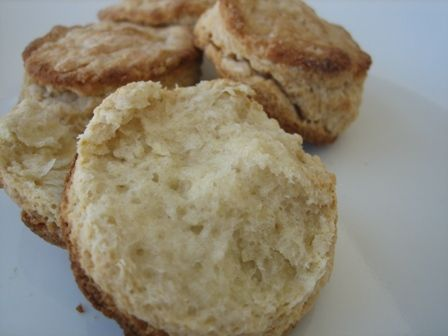 pecan sour cream biscuits | tuesdays with dorie | Pinterest