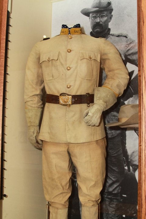 The Teddy Roosevelt Collection: Roosevelt's Brooks Brothers 1st USV uniform