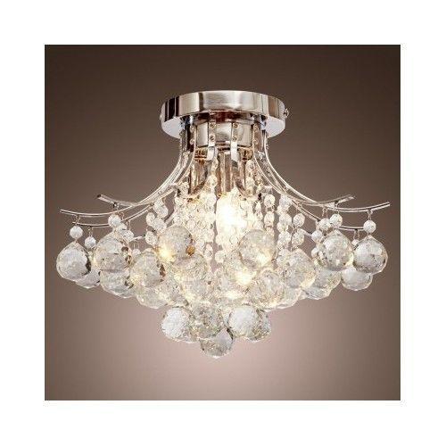 Crystal chandelier ceiling fixtures lighting pendant lamps ceiling fans lights - Crystal chandelier lighting fixtures ...
