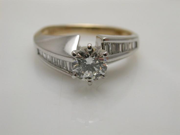 Vintage Ladies Wedding... Vintage Wedding Rings 1800