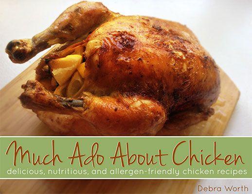 Coconut Milk Chicken + Allergen Friendly Cookbook