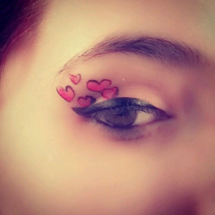 valentine day makeup games