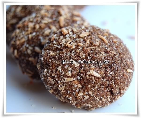 Coconut, Cinnamon, & Chili Cookies | Things To Eat With A Cup Of Tea ...