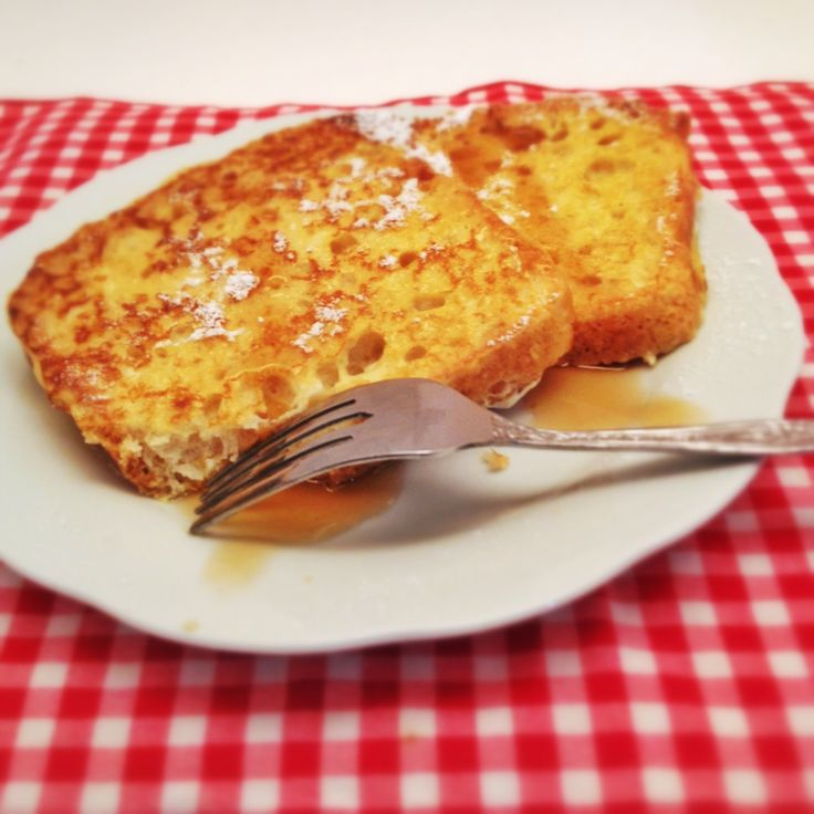 Gluten Free French Toast | Gluten Free Life! | Pinterest