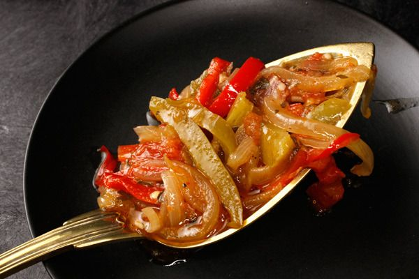 ... paprika known as piment d'Espelette. It's great over braised