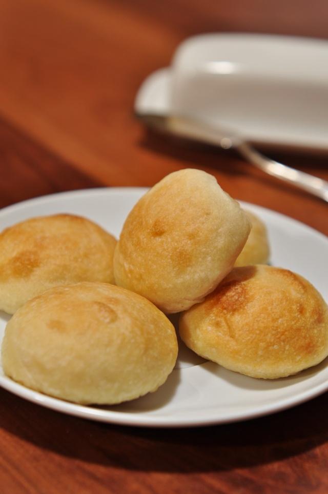 Buttery Dinner Rolls Recipe — Dishmaps