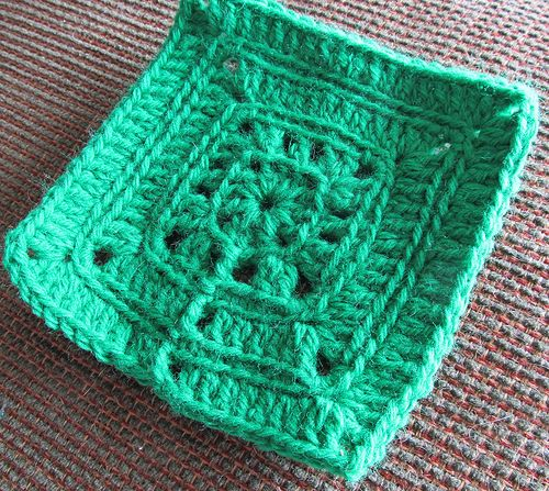 Free Crochet Patterns 6 Inch Squares : free crochet pattern BLO: 6 inch square Crochet Pinterest