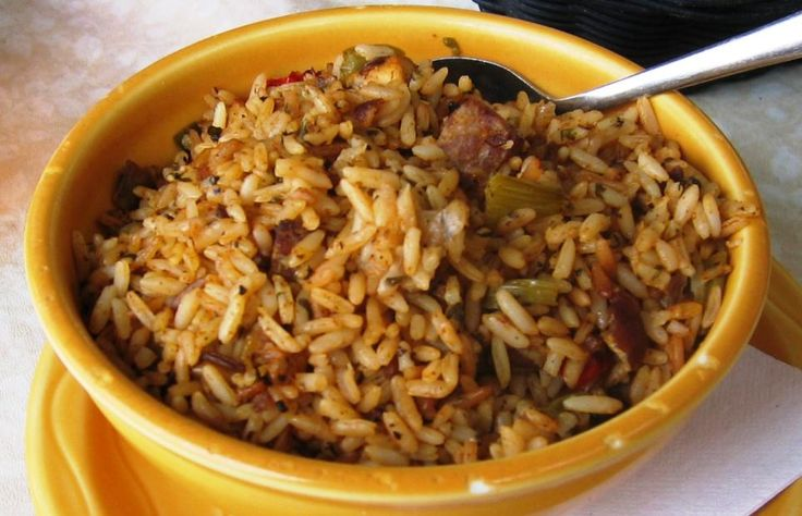 Dirty Rice | Stuff I crave! | Pinterest