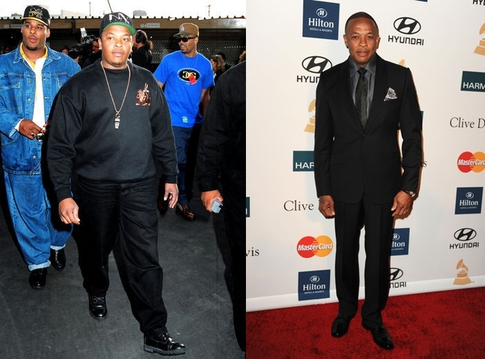 Dr DreDr Dre Before And After Steroids