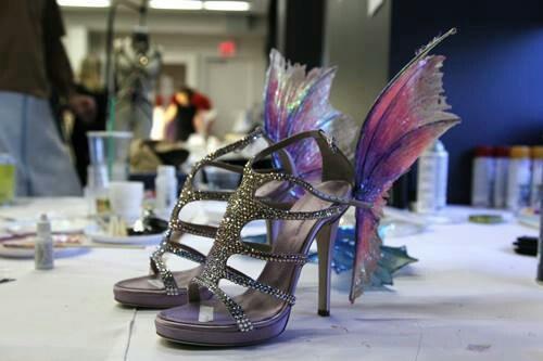 Victoria's Secret Mermaid Shoes