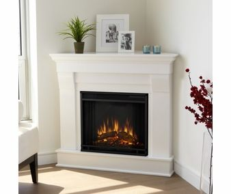 HOME - FIREPLACE CORNER