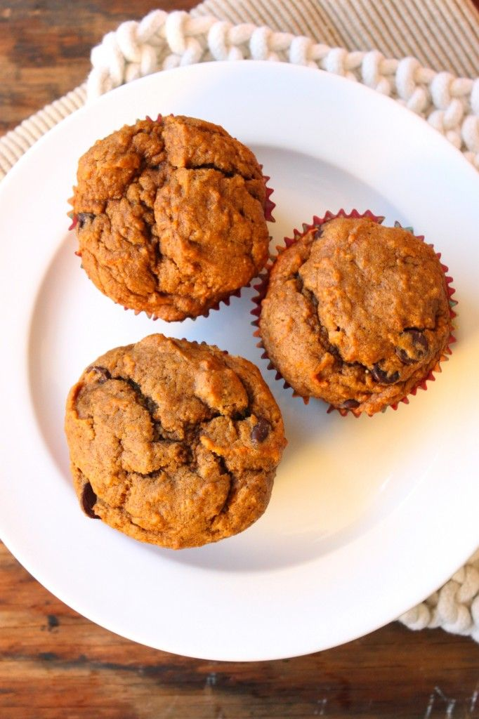 Pumpkin Spice Muffins - VEGAN | if its not improving your body, throw ...