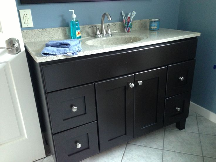 beautiful bertch bath vanity customer cottage renovation pinte