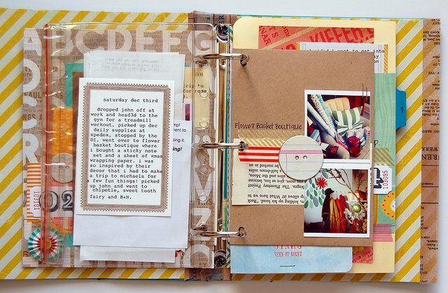 December Daily 2011 by Ann-Marie Loves Paper, via Flickr