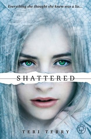 Shattered (Slated #3) by Teri Terry
