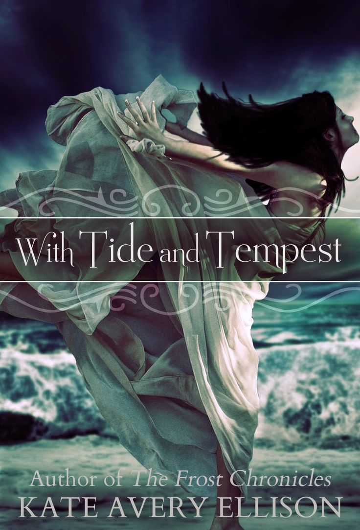 With Tide and Tempest (Secrets of Itlantis #3) by Kate Avery Ellison