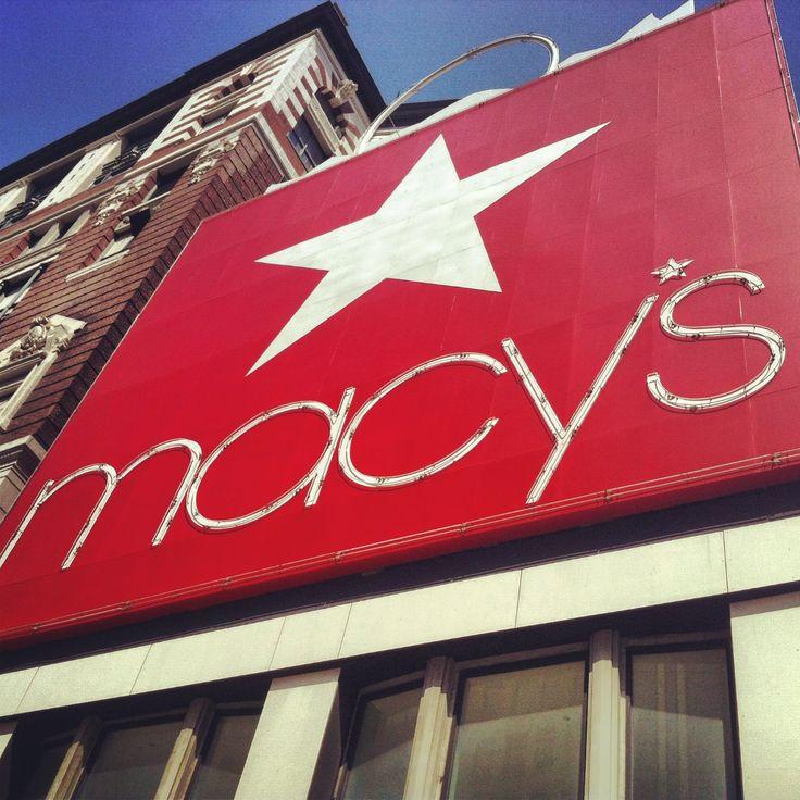 is macy's open on memorial day