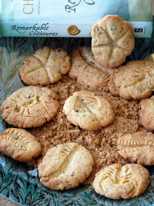 Fossil cookies | Recipes | Pinterest