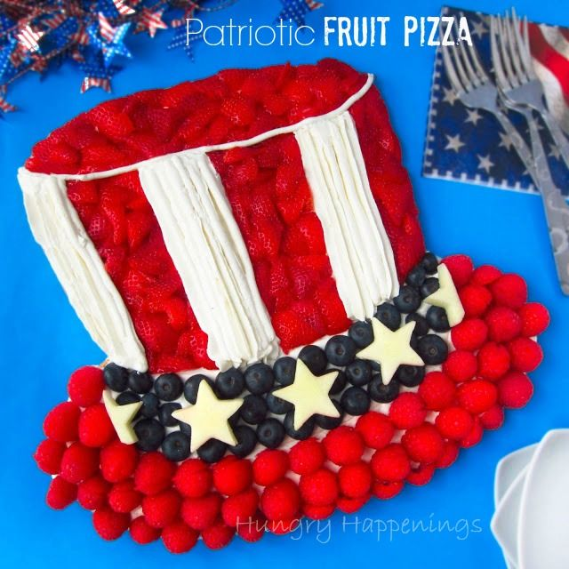 4th of july patriotic desserts