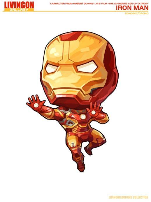 iron man graphic design