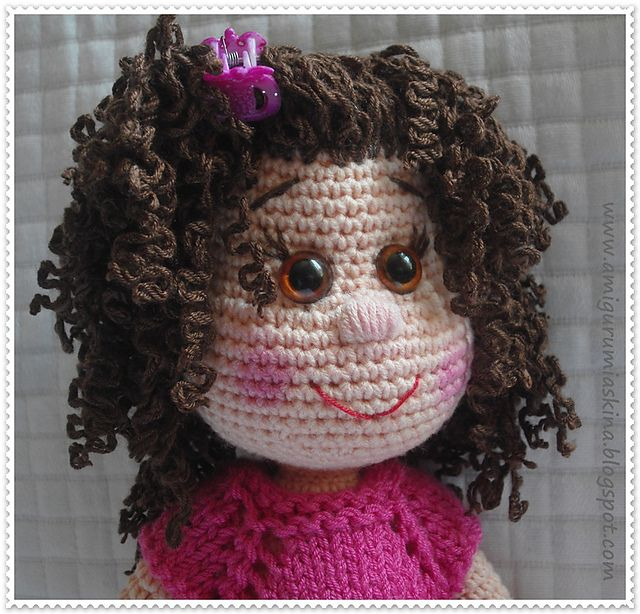Amigurumi Doll How To : Pinterest discover and save creative ideas