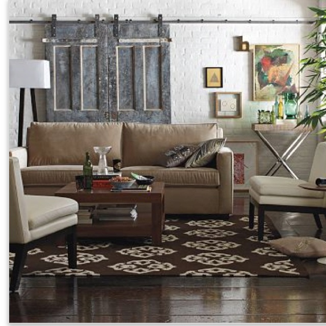 west elm living room home decor pinterest
