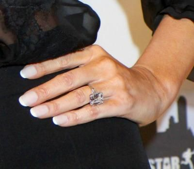 Melania Trump Engagement Ring Photo 6 | weddings | Pinterest