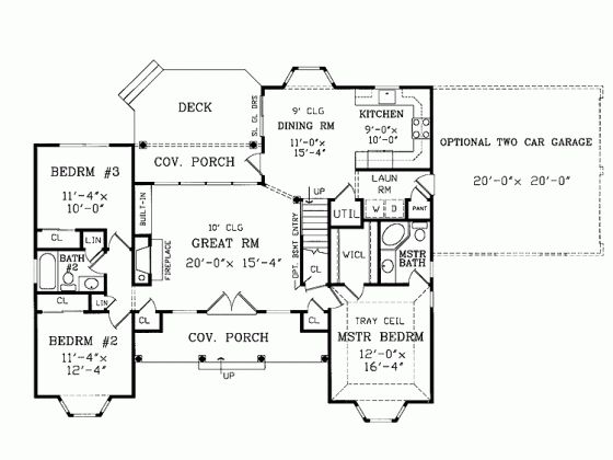 1300 Square Foot House Floorplans Pinterest