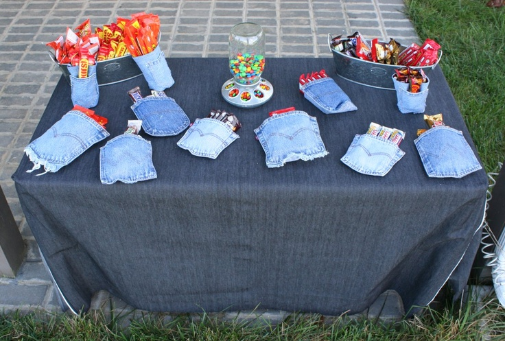 pin by lisa lett on denim baby boy shower pinterest