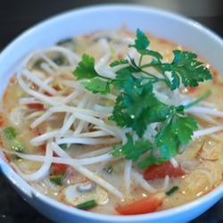 The Best Thai Coconut Soup | Recipe