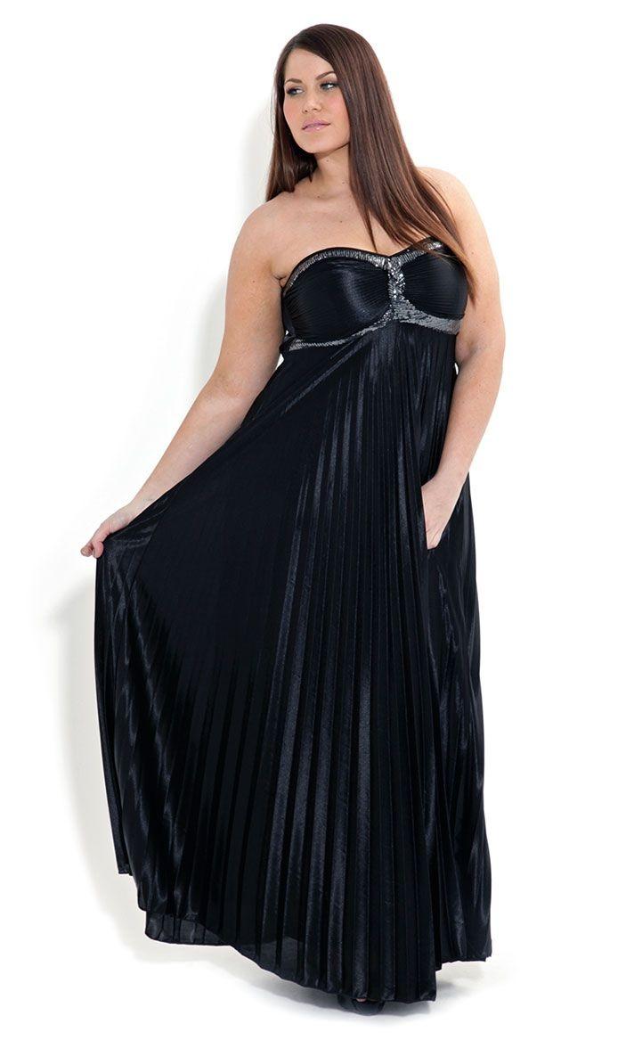 City Chic Wedding Dresses : City chic sequin mason maxi dress wedding